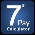 7th Pay Calculator icon