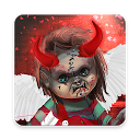 Scary Doll Cupid Theme - Wallpapers and Icons 1.0.14