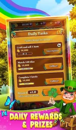 Match 3 - Rainbow Riches 1.0.14 screenshots 6