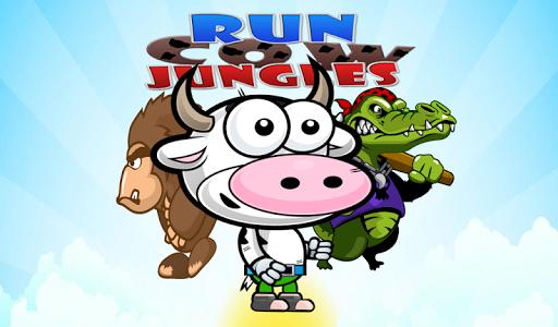 Cow Run Jungle