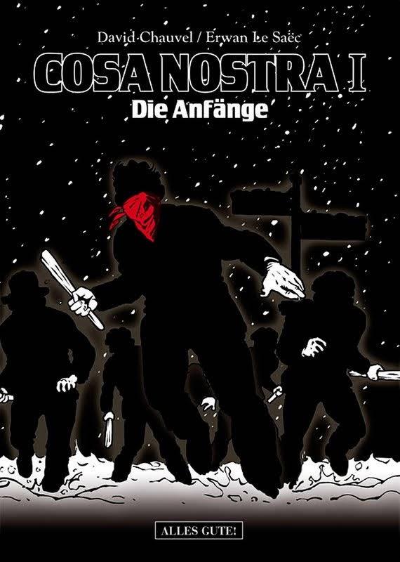 Cosa Nostra (2008) - komplett
