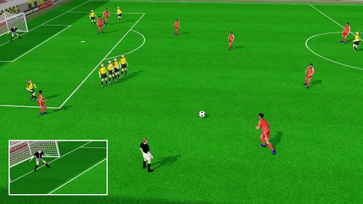 Ultimate Kick Soccer League Football Hero NFL 2019 Screenshots 6