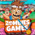 Zombies Olympics - Rio 2016 icon