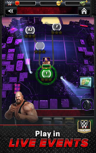 WWE Champions - Free Puzzle RPG Game 0.241 screenshots 22