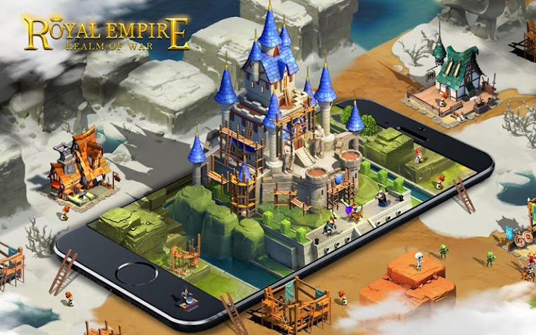 android Royal Empire: Realm of War Screenshot 0
