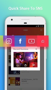 GO Recorder – Screen Recorder, Video Editor App Download For Android 4