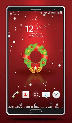 無料个人化Appのクリスマスライブ壁紙|記事Game