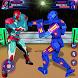 ロボット指輪 - スーパーヒーローロボットVSスチールロボット