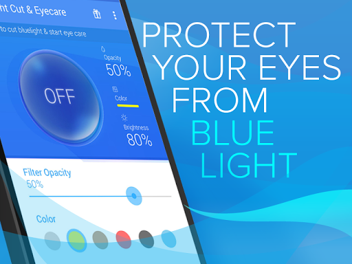 Blue Light Filter for Eye Care 1.1.1 screenshots 1