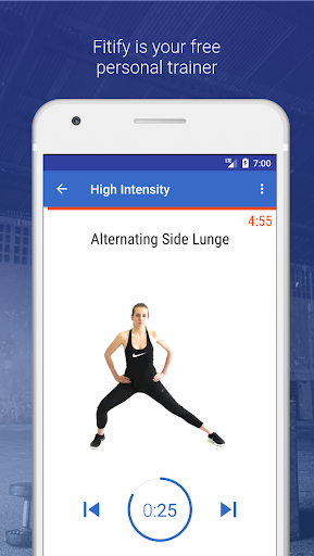 HIIT & Cardio Workout by Fitify  screenshots 1
