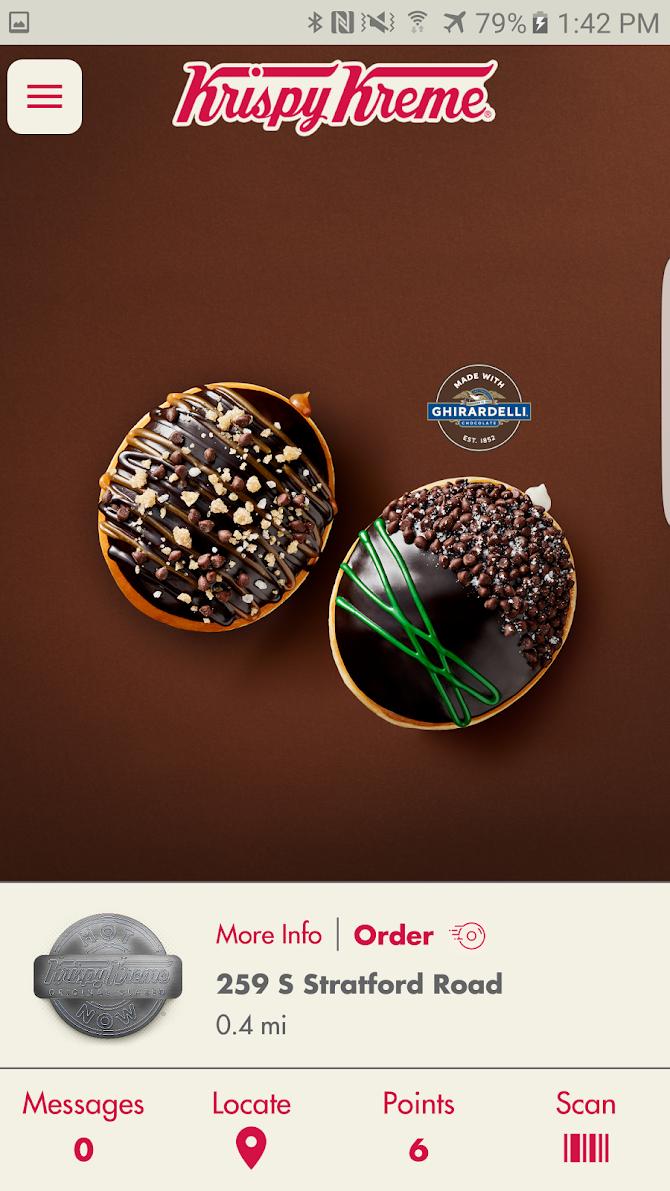 Krispy Kreme Android 3