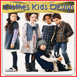 Clothes Kids Design - náhled