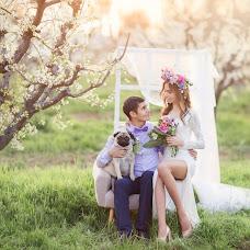 Wedding photographer Eva Romanova (romanovaeva). Photo of 06.04.2017