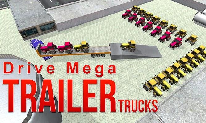 Tractor Transporter Truck - screenshot