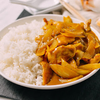 15-Minute Chicken Curry, Takeout-Style.