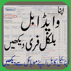 Electricity Bill Checker Wapda All Pakistan(2017) icon