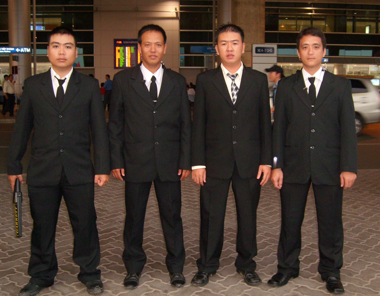 Dịch vụ vệ sĩ hcm chuyên nghiệp