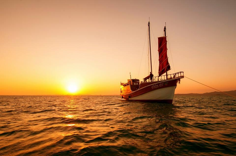 Romantic Sunset Cruise in Krabi aboard the Srisupai Junk