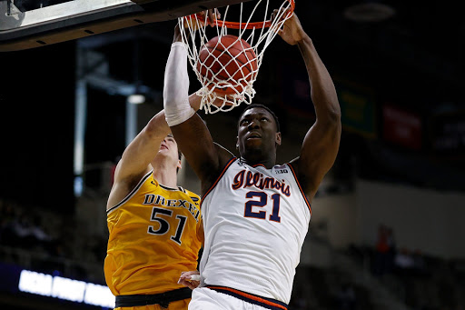 Illinois' Cockburn targeted in racist post after NCAA loss