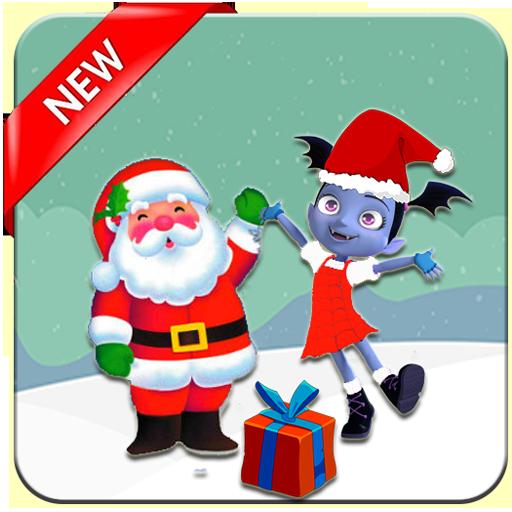 Vampirina and christmas (game)
