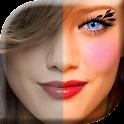Beauty Camera Makeup App icon
