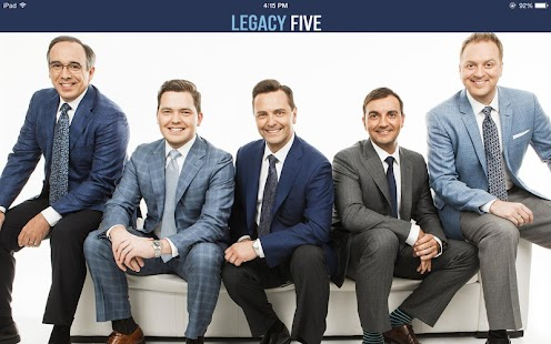 Legacy Five- screenshot thumbnail