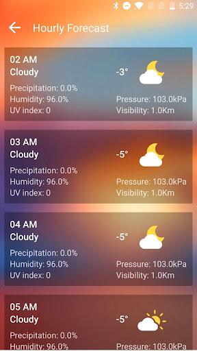 Live Weather Forecast App-Radar & Daily Report 15.6.0.45253_45600 app download 7