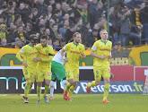 Malgré le but de Gillet, Sochaux élimine Nantes de la Coupe de France