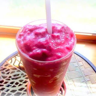 Jeanne's Very Berry Smoothie.