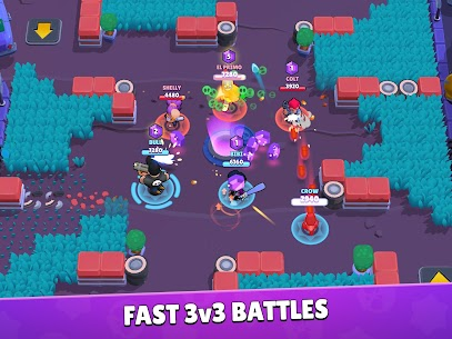 Brawl Stars Mod Apk 27.540 [Private Server + Unlimited Money] 8