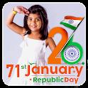 गणतंत्र दिवस फोटो फ्रेम - Republic Day DP Maker icon