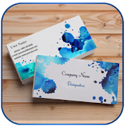 Free Business Card Maker icon