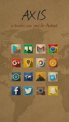 Axis Icon Pack v4.5.3 APK 1
