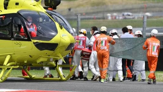 MotoGP Berduka, Pembalap Moto3 Jason Dupasquier Meninggal Dunia - Olahraga JPNN.com