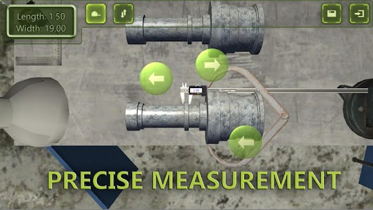 Lathe Machine 3D: Milling & Turning Simulator Game  Apk Download For Android and Iphone 5