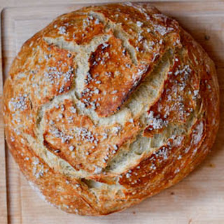 Easy Peasy Rustic Bread