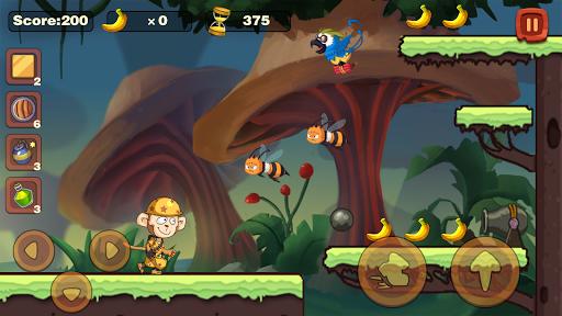 Monkey Run Adventure - Jungle Story - Banana World 1.0.0 screenshots 3