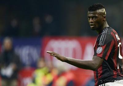 Mbaye Niang (AC Milan) zal vermoedelijk lang uit zijn na een zwaar auto-ongeval met zijn Ferrari