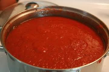 Authentic Pasta Sauce