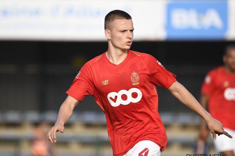Dimitri Lavalée revient en prêt jusqu'à la fin de la saison dans un club de D1A