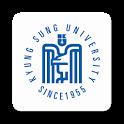 경성대 도서관 모바일 학생증 icon