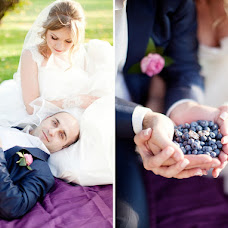 Wedding photographer Yuliya Gimaldinova (Gimaldinova). Photo of 02.11.2012