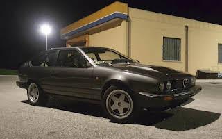 Alfa Romeo Gtv6 Rent Emilia-Romagna