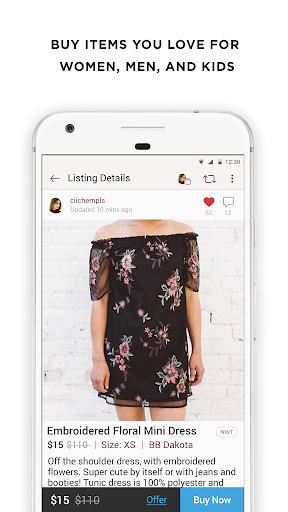 Poshmark screenshot 4