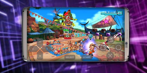 PSX Emulator PSX2PSP apk screenshot 2