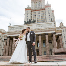 Wedding photographer Pavel Morozov (pmorozov). Photo of 16.08.2017