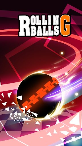 Rolling Balls - screenshot