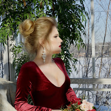 Wedding photographer Kristina Lebedeva (zhvanko). Photo of 07.04.2017