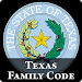 2016 TX Family Code Icon