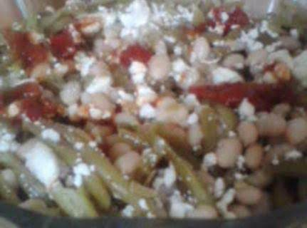 Papas Bean Salad Recipe
